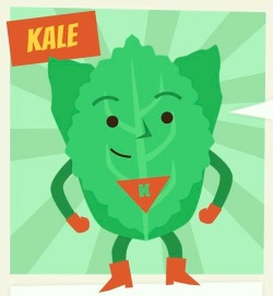 Superfoods-kale